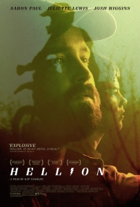"""""""Hellion"""" is a realistic, sometimes gritty, portrayal of the life of Texas brothers and their father's attempts to hold it together. The characters feel very real and it's been interesting to see the film expand from a Sundance short into feature length. Child actor Josh Wiggins gives a standout performance in his first role, and I hope to see him in more films in the future."""