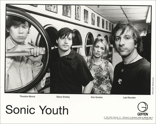 Sonic Youth - Promo Photo