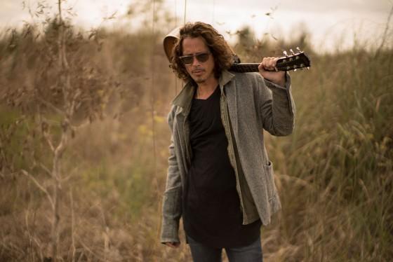 Chris Cornell - promo - higher truth