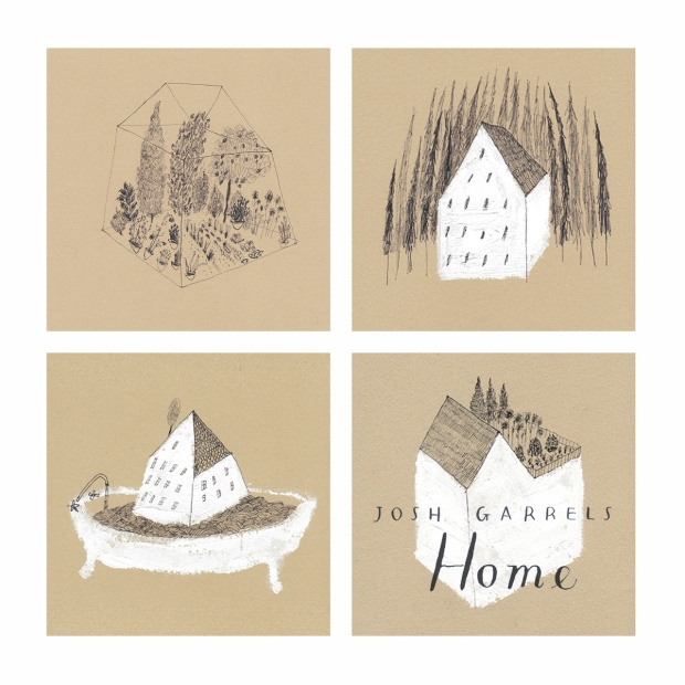 """Few artists can take us through as many emotional highs and lows in one album like Josh Garrels. """"Home"""" explores joy, sorrow, love, redemption, doubt, and more, and it does so effortlessly."""