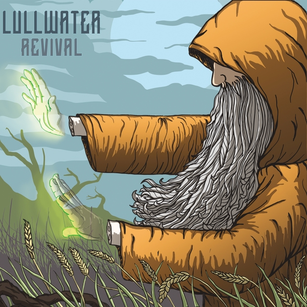 Lullwater's sophomore effort amps the volume and energy to build on an  already strong body of work. Full review forthcoming.
