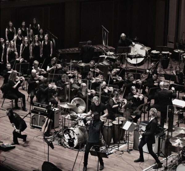 Chris Cornell fronted the reunited Mad Season (originally fronted by the late Layne Staley) for this one-time performance live at Benaroya Hall on January 30, 2015. I was on a week-long break from school during this performance and I'm still upset that I didn't have enough money to fly out to Seattle for this performance. Though probably best experienced in person, this album is still a powerful sonic and emotional experience.