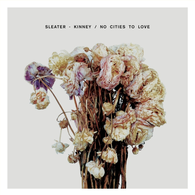 This was the first album I purchased in 2015 and it did not disappoint. The three awesome ladies of Sleater-Kinney prove that they're back and just as good as ever, if not better, in ten energetic songs.