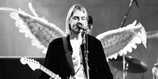 Kurt Cobain File Photos
